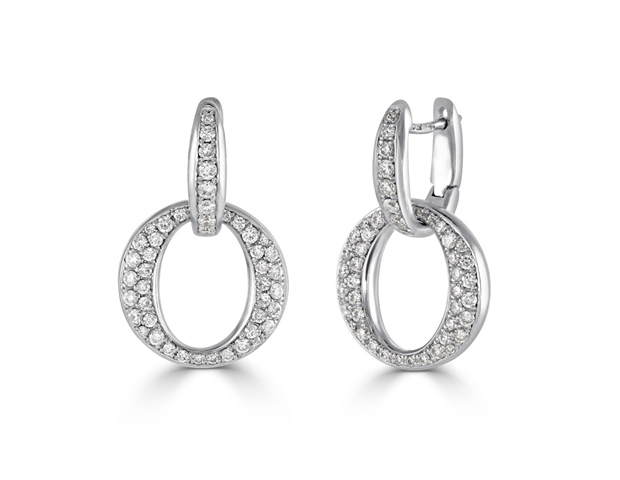 Diamond Earrings - Hulchi Belluni