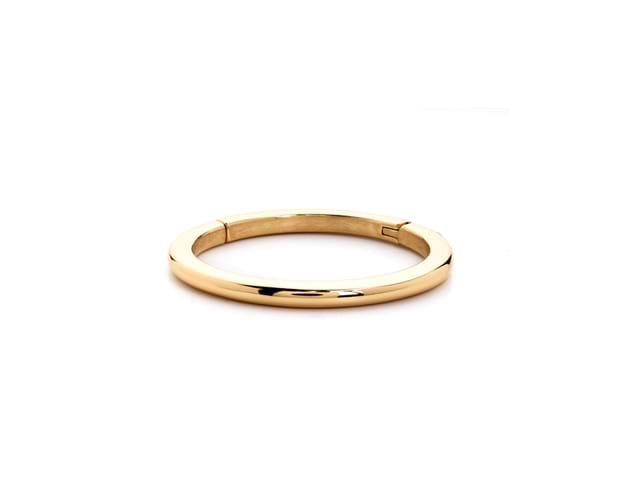 Gold Bangle - Hulchi Belluni