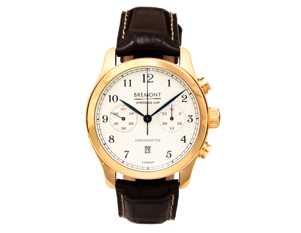 Pre-owned Bremont America's Cup AC II