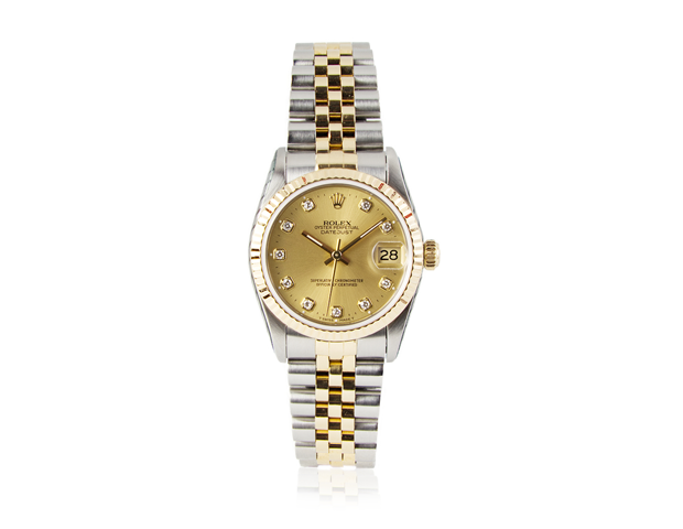 Pre-owned Rolex Lady-Datejust 31